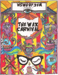 The Wax Carnival with your host Gladgirl Shelly. Deep cut, album rock you only play after dark! Sundays 10pm-1am